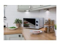 Russell Hobbs RHMM703B Microwave (silver) - Like new!