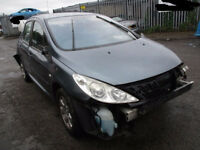 2005 PEUGEOT 307 1.6 HDI BREAKING FOR PARTS