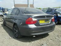 BIG VARIETY OFF PARTS AVAILABLE FOR 2005 BMW 320D SE ENGINE GEARBOX BODY PARTS