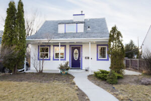 Great Character home in Desirable South Location!  BUY ME!