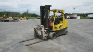 2014 Hyster S120FT PRS Forklift