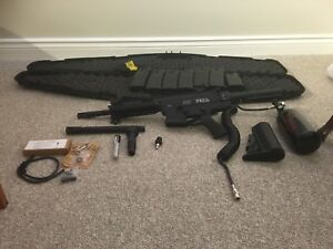 Maxtact TGR Mark 2 Mod 1 Paintball Marker and Some Other Goodies
