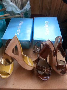 Brand new women's shoes 8