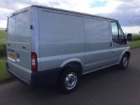 2007 ford transit swb low roof October 2017 mot ready for work £1900 ono