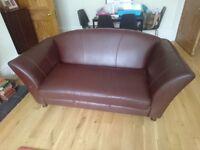 Two sofas (220X90cm) *FREE* upon pick up in Kelvinbridge area.