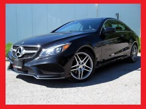 2014 Mercedes-Benz E-Class E350 4MATIC+COUPE+LOADED