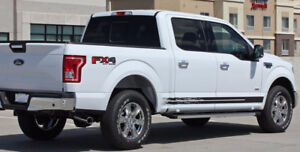 NEW Ford F150 FX4 Decals