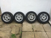 VW golf tires 175/70 R13