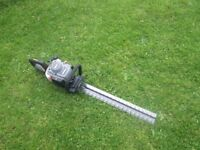 Titan hedge cutter in as brand new condition