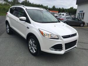 2015 Ford Escape TITANIUM AWD TOUT ÉQUIPÉE AVEC GPS