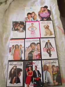 ROMANTIC COMEDY DVD's FOR SALE