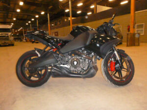 2009 Buell 1125CR Motorcycle - UP FOR AUCTION