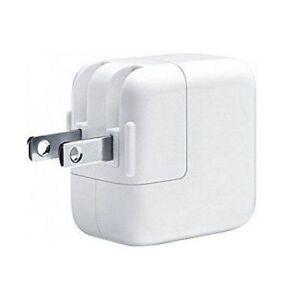 Original OEM 12W, USB Power Adaptor for iPads, iPods & iPhones