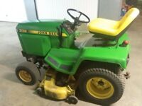 John Deere 332 WANTED with or without deck.hampshire