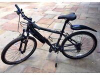 "Mountain Bike for teenage boy - 16"" Trek 3700 - Hardly used"
