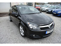 Vauxhall Astra 1.9CDTi 16v ( 150ps ) SRI 2008 MODEL +BEAUTIFUL+