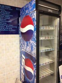 Single drinks fridge fully working
