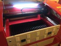 HPC laser machine