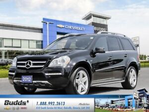 2012 Mercedes-Benz GLK-Class SAFETY AND RECONDITIONED