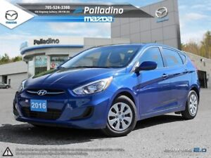 2016 Hyundai Accent SE - PERFECT SIZE FOR THE EVERYDAY DRIVER -