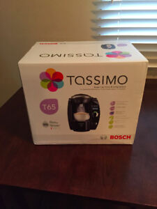 Tassimo T65- Never Opened, Brand New