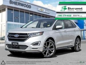 2016 Ford Edge Sport AWD Only 9,500KMS!!