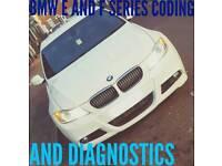 Coding&Diagnostics For BMW E and F series