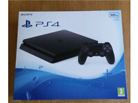 Ps4 Brand new and sealed
