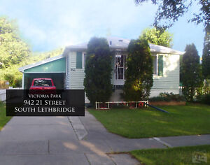 For Rent: 2+ Bedroom House (942 21 Street S)