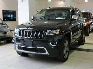 2016 Jeep Grand Cherokee LTD 4WD RCAM