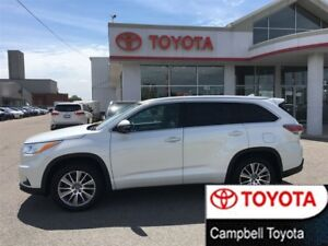 2016 Toyota Highlander XLE--NAV--ROOF--LEATHER--1 OWNER--LOCAL T