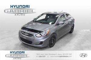 2016 Hyundai Accent GL COMME NEUF!