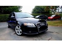 Audi A4 2.0 tdi sline immaculate condition 2006
