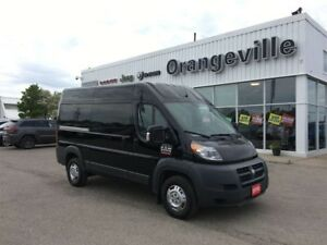 2016 Ram ProMaster 2500 HIGH ROOF, 136 WB, UCONNECT, C