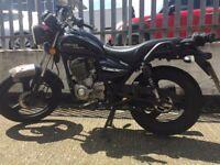 ZONTES TIGER 125cc