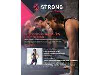 STRONG by Zumba Fitness Classes every Monday in Solihull