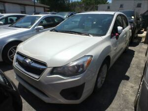 2014 Subaru Impreza ALL VEHICLES REDUCED!!