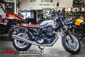 2017 Moto Guzzi V7 III Anniversario - Numbered 100 out of 1,000!