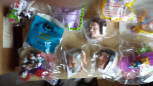 Mcdonald's happy meal and promo toys lot of 165