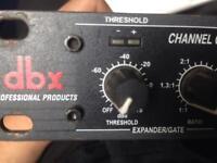 Dbx 266xl compressor /gate