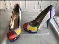 Ladies shoe size 7