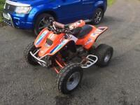 Apache race quad for sale