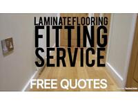 LAMINATE FLOORING FITTING SERVICE ☑️