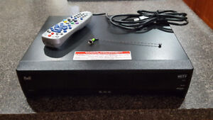 HDPVR Bell Satellite Receiver with remote