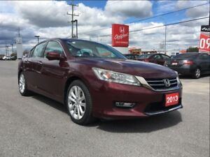 2013 Honda Accord Sedan V6 Touring at