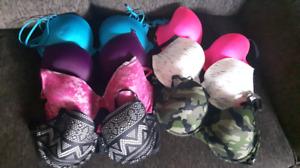 New bras. 36D