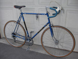 Tall Road Racer by Raleigh ... 10 Speed Grand Prix.