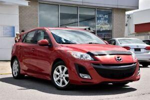 2011 Mazda MAZDA3 SPORT / CUIR / BLUETOOTH / ROUES 16''