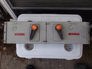 3 phase QMB Saflex Unit Lot