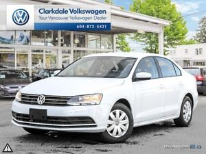 2017 JETTA TRENDLINE+ 1.4T 6-SPEED AUTOMATIC